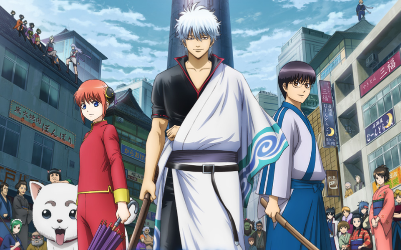 Illustration for article titled Gintama Manga Isn't Ending Yet Because Its Creator Screwed Up