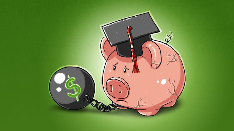 Illustration for article titled What to Do When You Can't Afford to Pay Your Student Loans