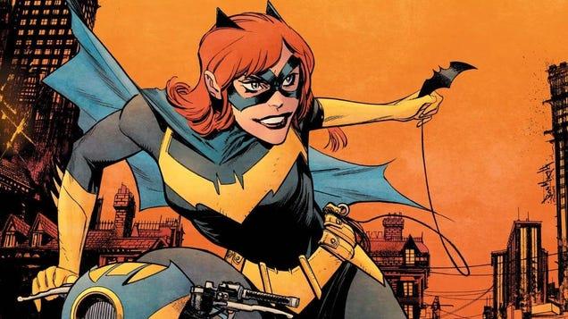 The Batgirl Movie Just Added 2 Bad Boys Directors