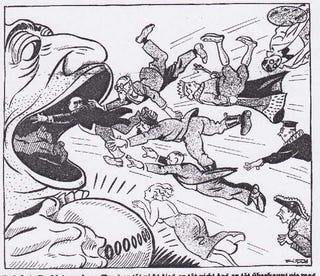 Illustration for article titled Zsidó is dolgozik a Demokrata szerkesztőségében!