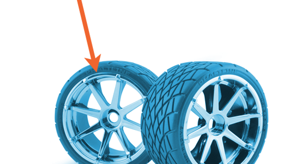 Here's The Deal With Nitrogen-Filled Tires