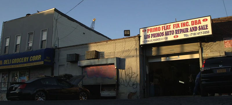 Illustration for article titled The Most Radioactive Place in New York City Is a Garage In Queens