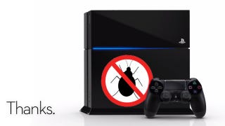 Illustration for article titled Sony Doesn't Want Your Insect-Infested PS4