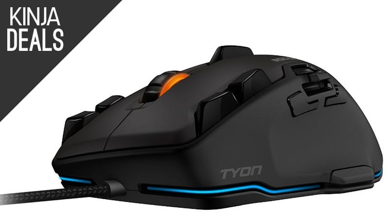 Illustration for article titled Save $30 on Popular ROCCAT Gaming Mice
