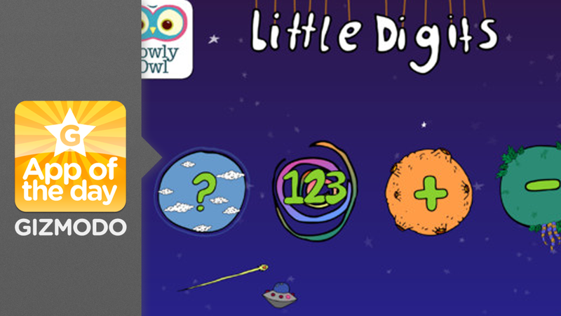 Illustration for article titled Little Digits: It's OK For Kids to Touch Everything in This Game