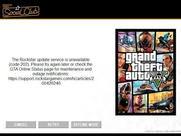 How to fix error in GTA 5 | GTA Network Forum