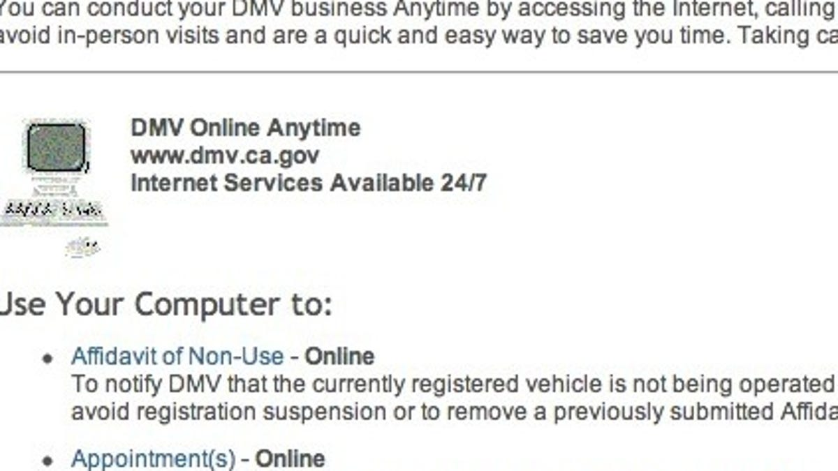 7 Secrets for Surviving the DMV