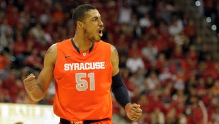 Illustration for article titled Fab Melo Is Ineligible Because Of Academics. Well, That's No Fun.