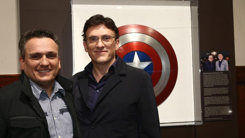 Illustration for article titled Here's everything Infinity War directors Joe and Anthony Russo are currently working on