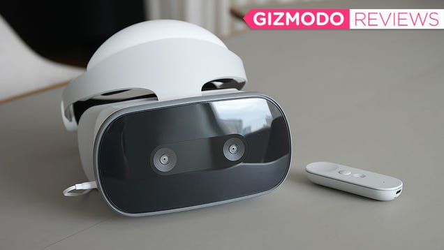 Lenovo Made a Souped Up Oculus Go That s Missing Just One Key Feature