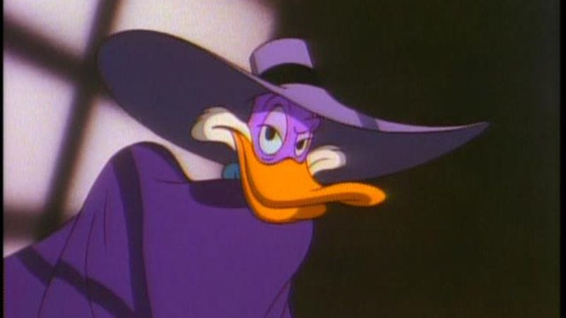Illustration for article titled There will be a new Darkwing Duck comic book (but no new TV show)