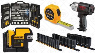 Rebajas de Amazon en herramientas