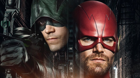 DC/CW Crossover Elseworlds Gets Its Very Own Comic Book Cover
