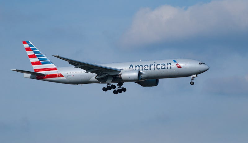 Illustration for article titled American Airlines Will Offer Free In-Flight Entertainment on Most Flights