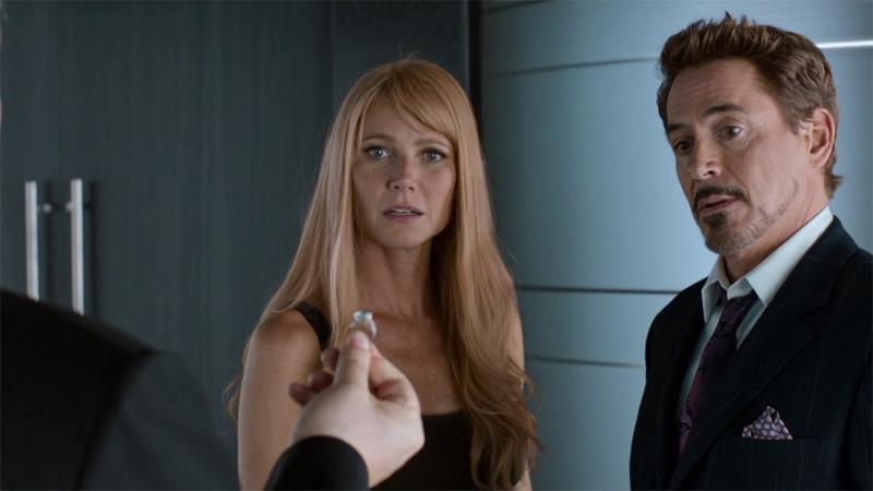 La escena de Gwyneth Paltrow en Spider-Man: Homecoming.