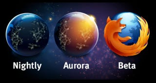 Illustration for article titled Aurora Is a More Stable, Bleeding Edge Dev Channel for Firefox