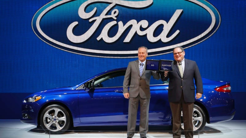 Illustration for article titled Ford To Launch 17 Vehicles In Next 24 Months To Accelerate Growth In Middle East And Africa