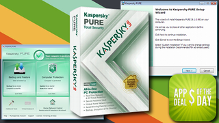 Illustration for article titled Daily App Deals: Kaspersky PURE Total Security Free with Rebate