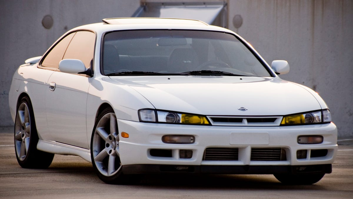 Five Reasons Why You Need To Buy A Nissan 240 SX Right Now