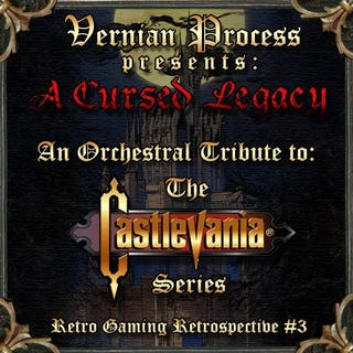 Illustration for article titled A Cursed Legacy - An Orchestral Tribute to Classic Castlevania