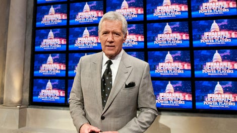 What Is Alex Trebek's All-Beige House?