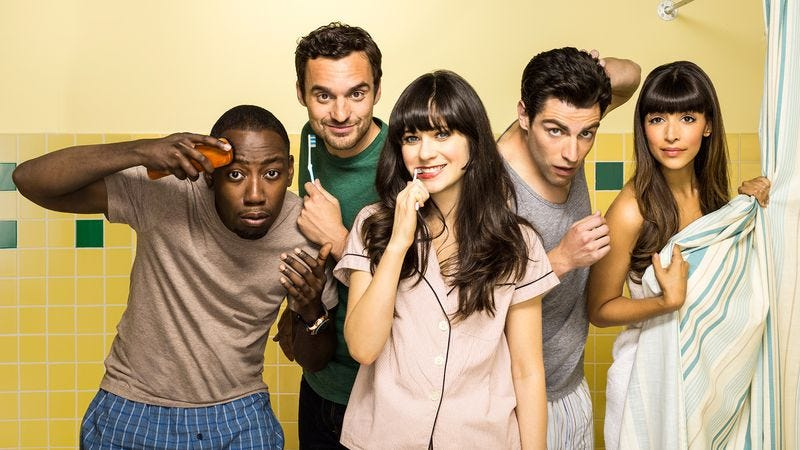 Illustration for article titled TBS and MTV will share New Girl reruns, are basically the same network now