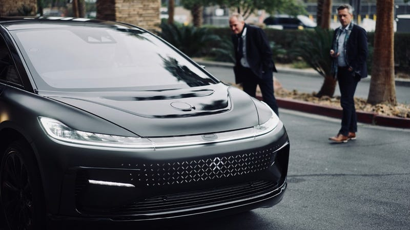 Faraday Future Ceo Accused Of Setting Up Hundreds Shell Companies To Escape Debts In Lawsuit