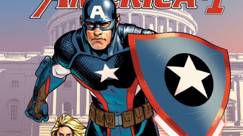 (Image: Marvel Comics, Jesus Saiz)