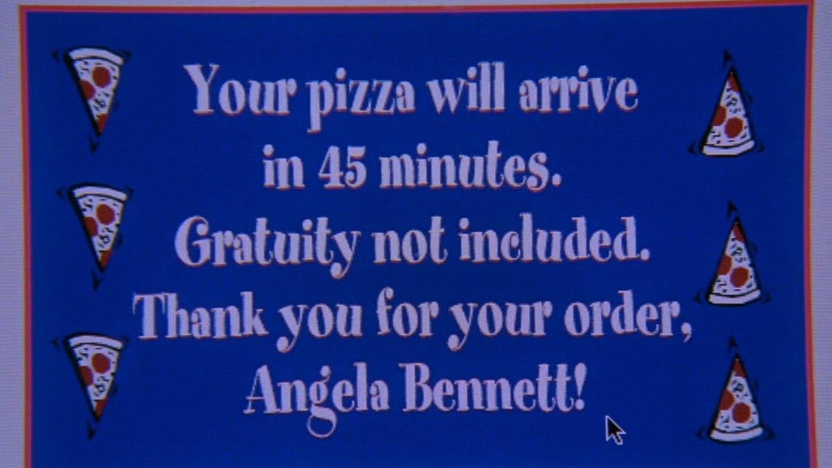 angela bennett the net