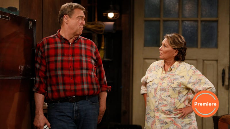 Illustration for article titled The Conner family tries to prove it hasn't just grown in numbers in Roseanne'sseason premiere