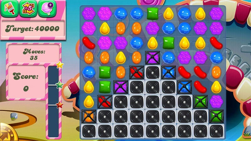 Illustration for article titled What Facebook is Playing This Week: Still Stuck on Candy Crush Saga