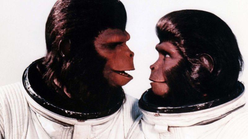 Illustration for article titled In space?: 17 film franchises that took strange left turns