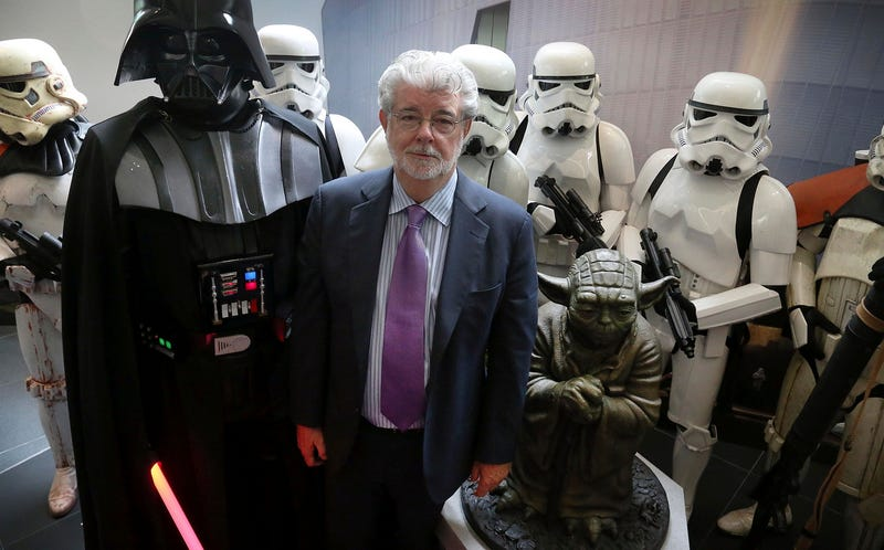 La teoría de George Lucas sobre quién narra las películas Star Wars es simplemente perfecta