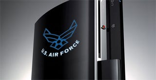 Illustration for article titled US Air Force Buying 2200 PlayStation 3s