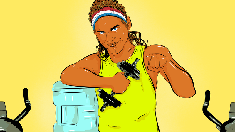 Illustration for article titled How Do I Hit On Girls At The Gym?