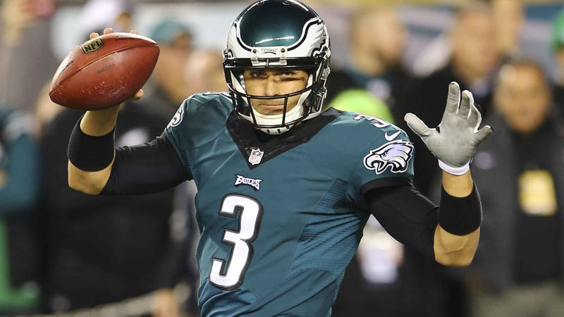 Illustration for article titled Your Best Photoshops Of That Wacky Mark Sanchez Photo