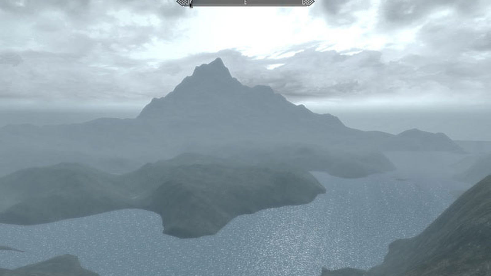 Why You Can See Morrowind From Skyrim