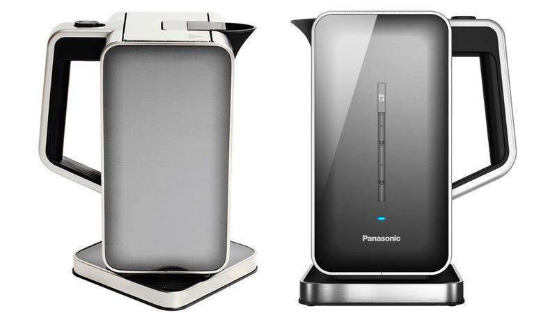 Panasonic Makes a Good Case For Splurging On This Slick Angular Kettle