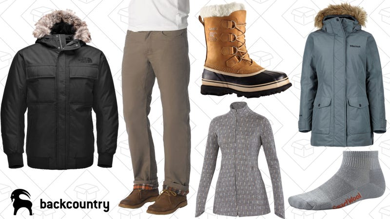 Backcountry's up to 50% off Semi-Annual Sale