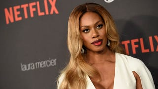 Illustration for article titled Laverne Cox Is Shivering With Antici...pation For theRocky Horror PictureShow Remake