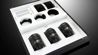 Illustration for article titled Nikon's Limited Edition Lens Box Another Reason to Wish You Were Swedish