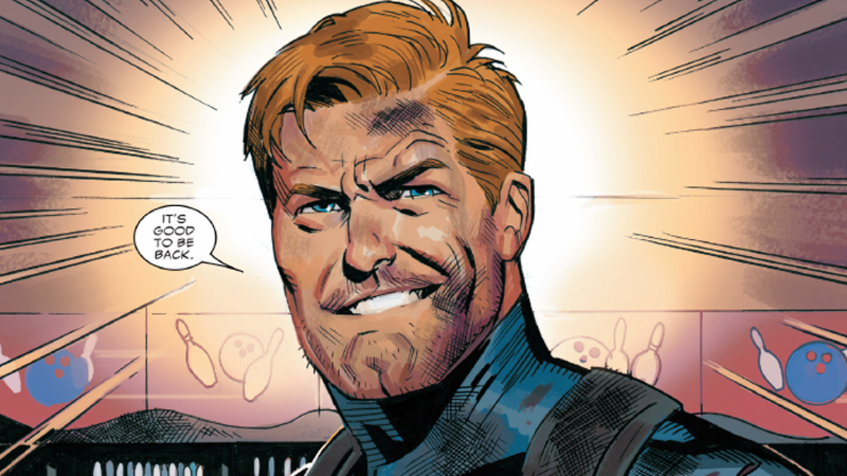 Your Guide to Steve Rogers' Terrible, Horrible, No Good