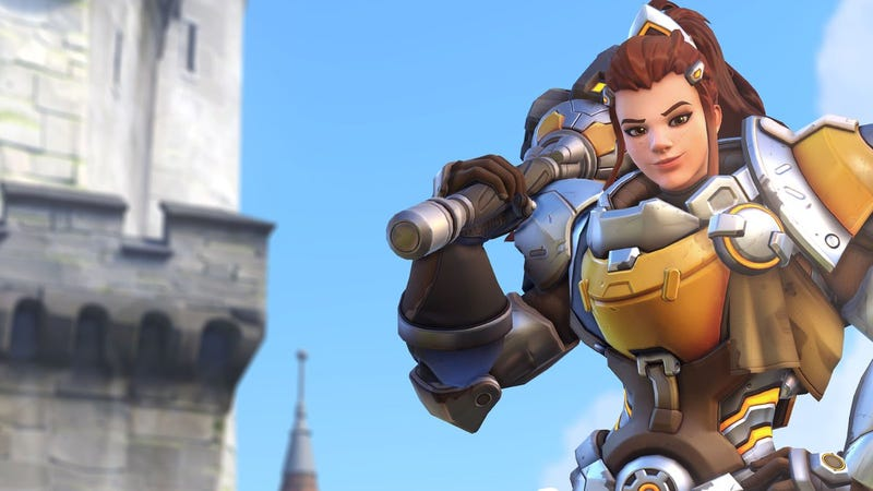 Illustration for article titled Overwatch's Newest Hero Is Torbjorn's Daughter