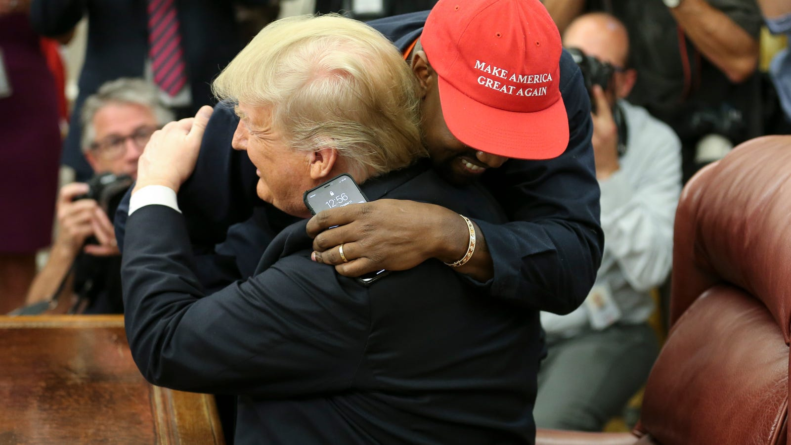 Kanye West Met With President Trump and We Need to Talk About It