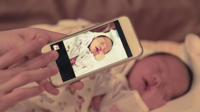 How to Create a Digital Baby Book