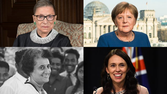 Influential Women In Politics Through History