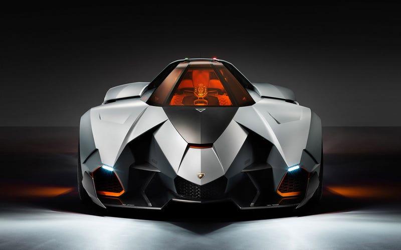 Lamborghini Egoísta, un monoplaza único