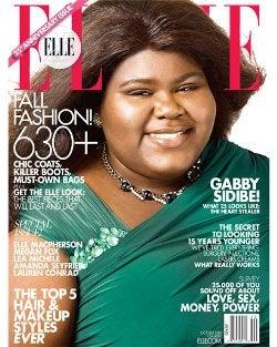 Illustration for article titled Did Elle Magazine Truly Whitewash Gabby Sidibe?