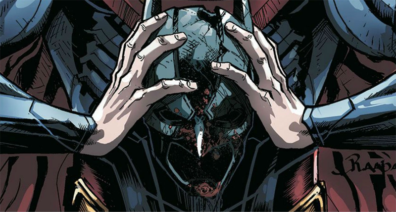 Illustration for article titled Looking Back On What Made the InjusticeComic Work, With Brian Buccellato