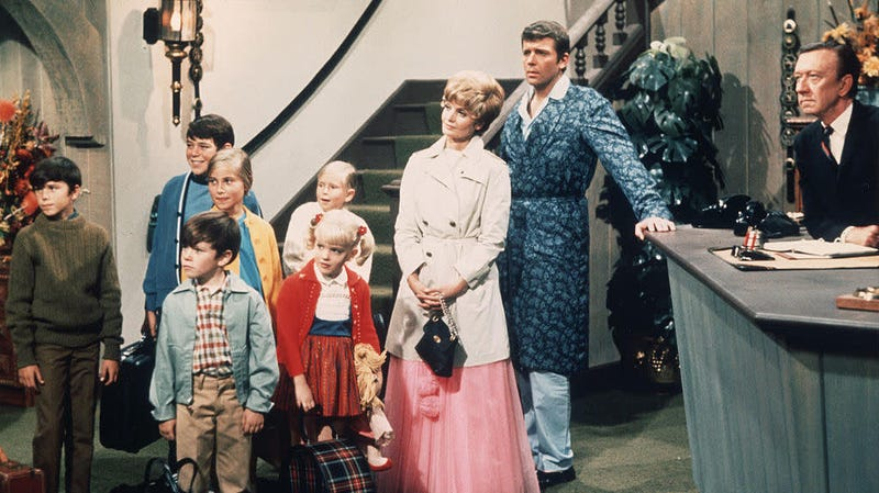 Illustration for article titled The Brady Bunch Does Not Prove Measles Is Harmless